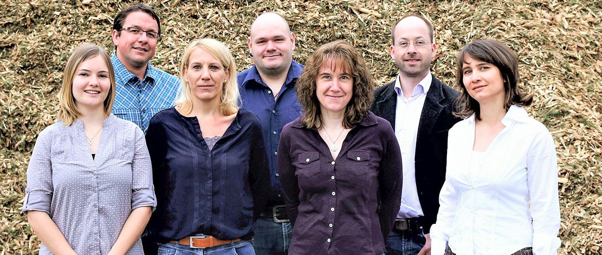 Das Team unserer WB Qualitätsfutterwerk GmbH