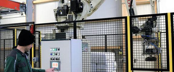 Lohnabfüllung durch unsere WB Qualitätsfutterwerk GmbH